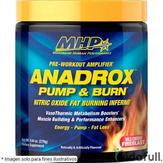 Anadrox Pum & Burn MHP