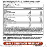 Anadrox Pium & Burn MHP Manzana facts