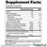 Carbotein GAT Naranja facts