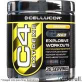 C4 Extreme Cellucor 30 servicios