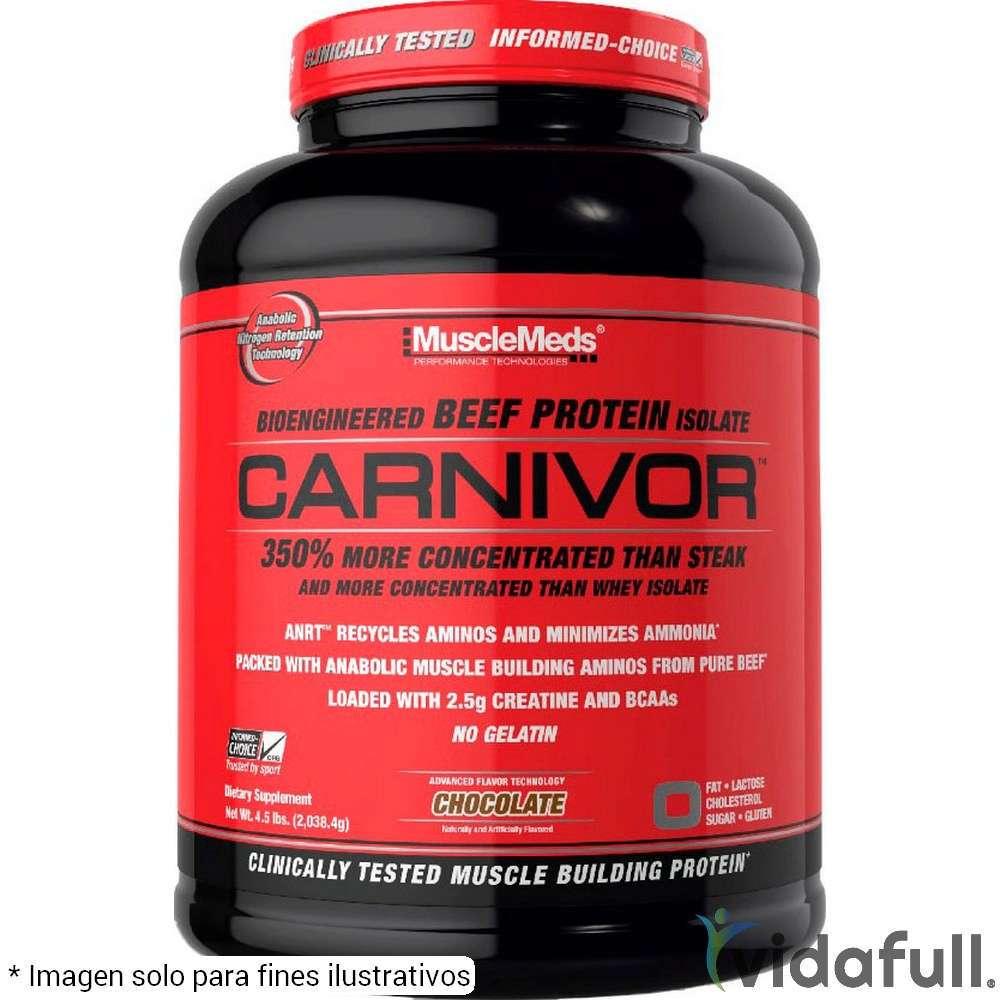 Carnivor Proteína MuscleMeds Proteína de MuscleMeds Bajar de Peso Bien