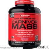 Carnivor Mass MuscleMeds 6 lb Fresa