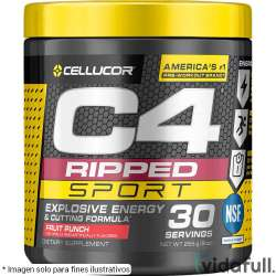 C4 Ripped Sport Cellucor