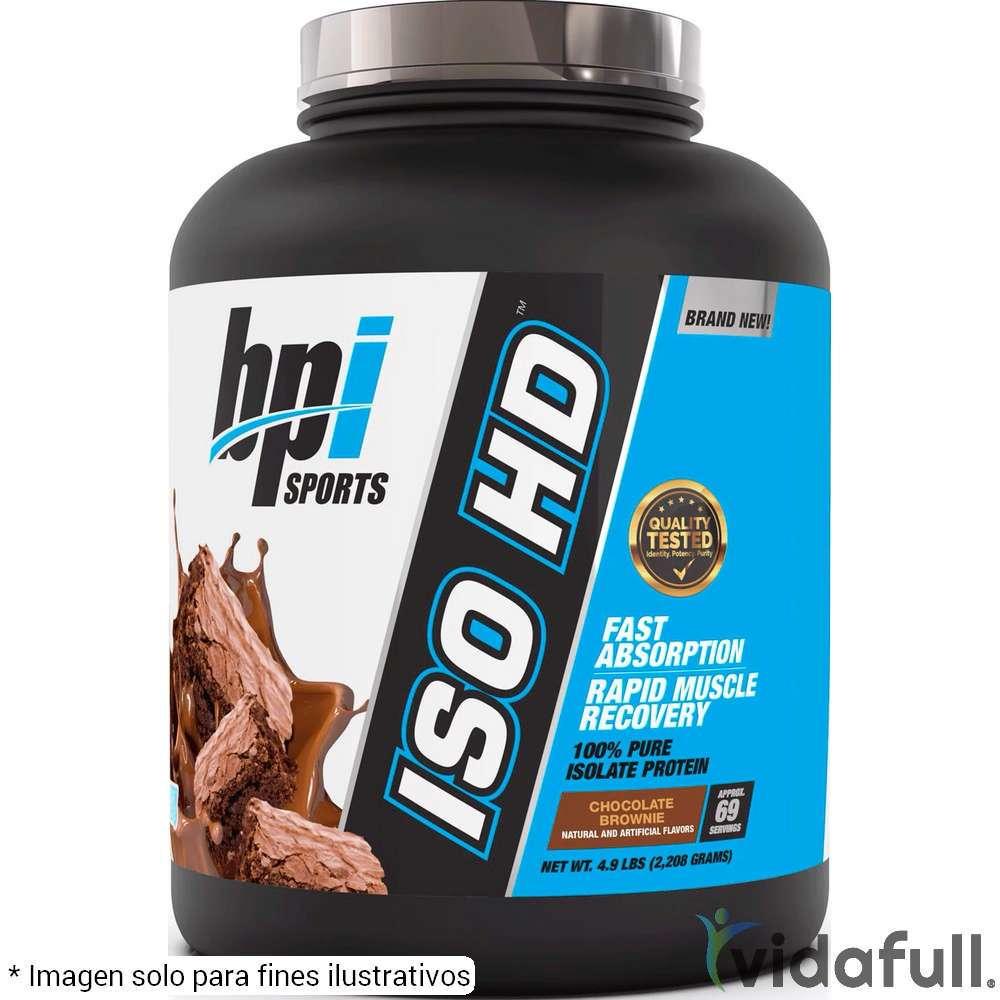 ISO HD BPI Proteína de BPI Sports Bajar de Peso Bien