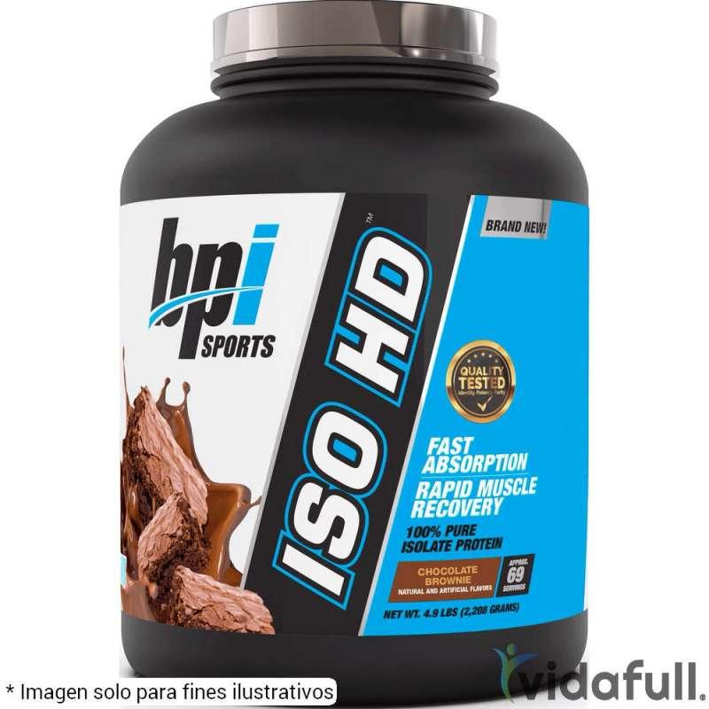 ISO HD BPI Chocolate