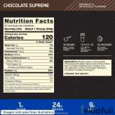 100% Gold Standard Casein ON Chocolate facts