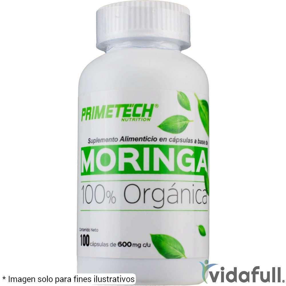 Moringa Primetech Vitaminas y minerales de PrimeTech Nutrition Bajar de Peso Bien