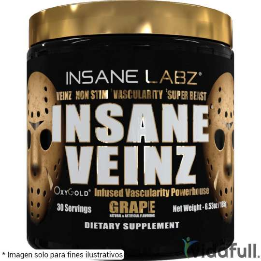 Insane Veinz Gold Insane