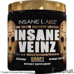 Veinz Gold Insane