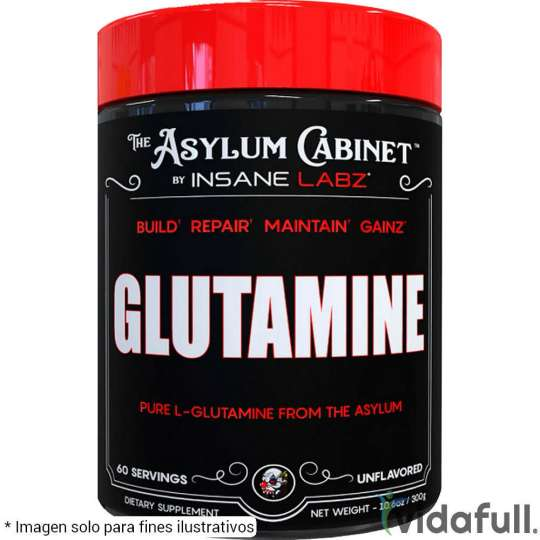 Glutamina Insane Labz