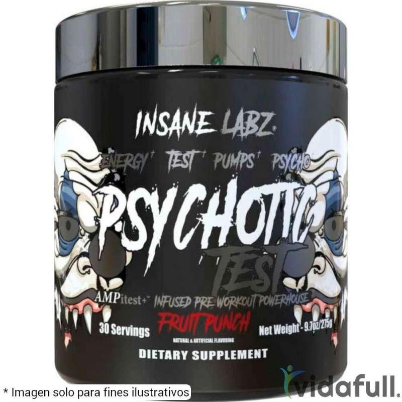 Psychotic Test Insane Labz