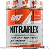 Nitraflex GAT Naranja Roja