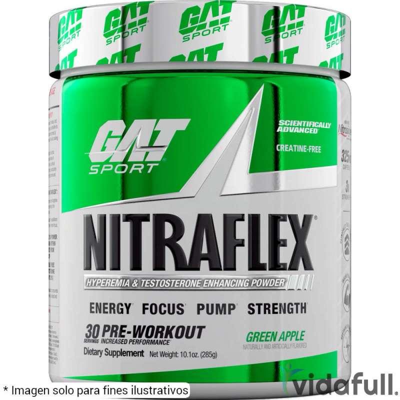 Nitraflex GAT Manzana Verde