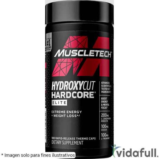 Hydroxycut Hardcore Elite Muscletech