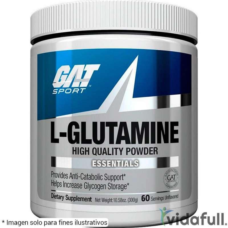 L Glutamina GAT 300 g