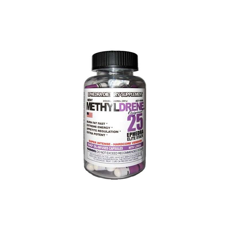 Methyldrene 25 Elite Cloma Pharma