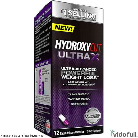 Hydroxycut Ultra Muscletech