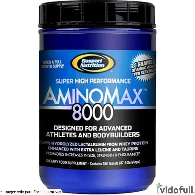 Aminomax 8000 Gaspari