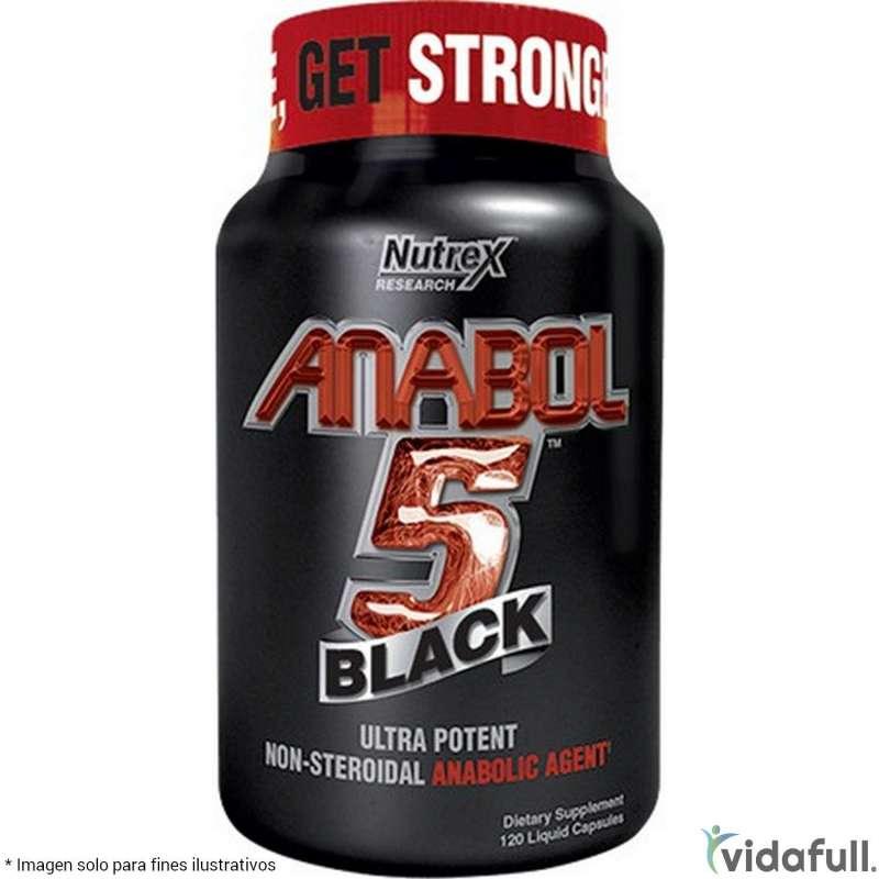 Anabol 5 Black Nutrex