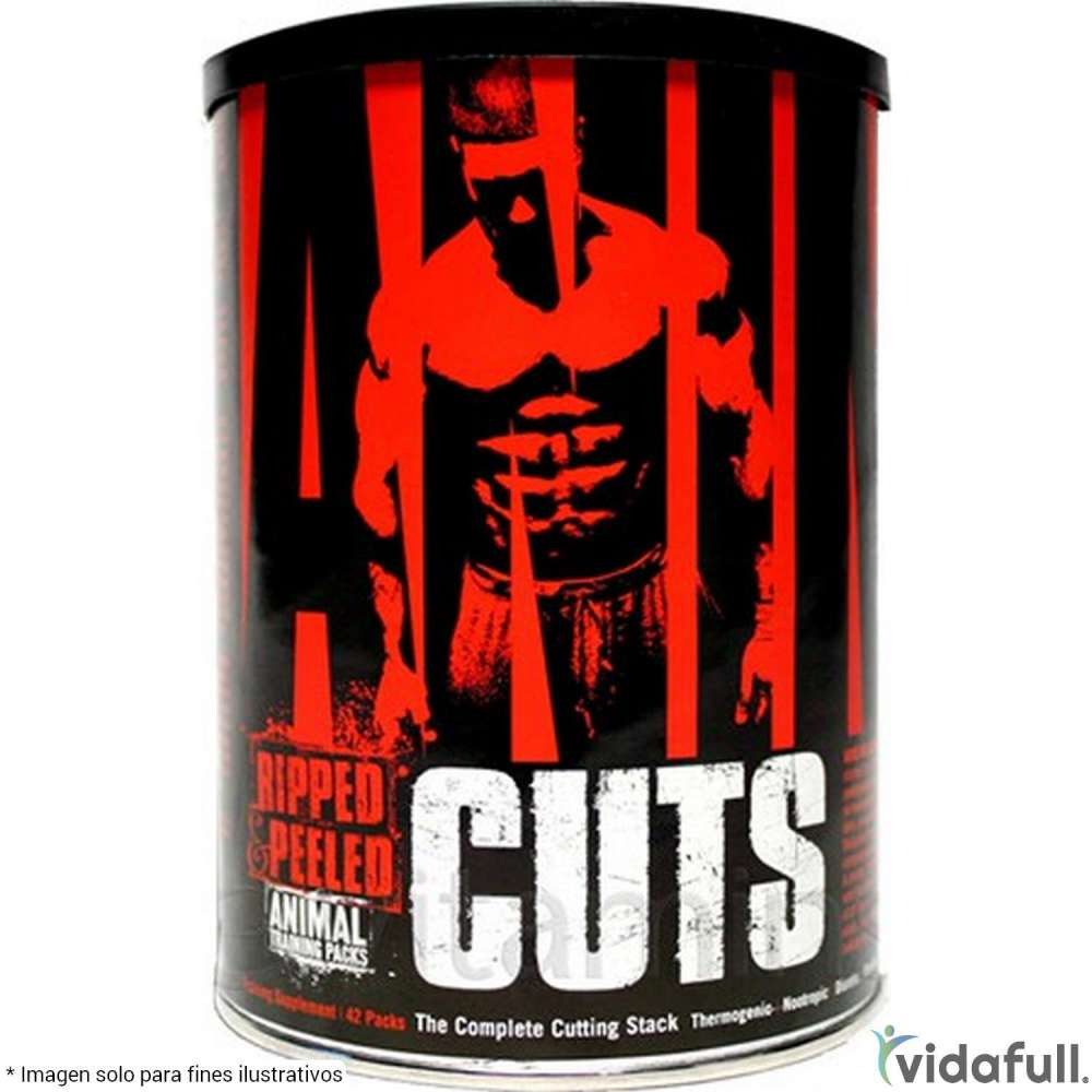 Animal Cuts Universal Nutrition Termogénicos de Universal Nutrition Bajar de Peso Bien