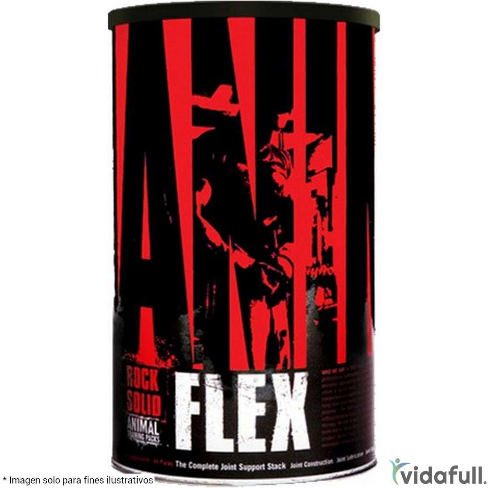 Animal Flex Universal Nutrition Vitaminas y minerales de Universal Nutrition Bajar de Peso Bien