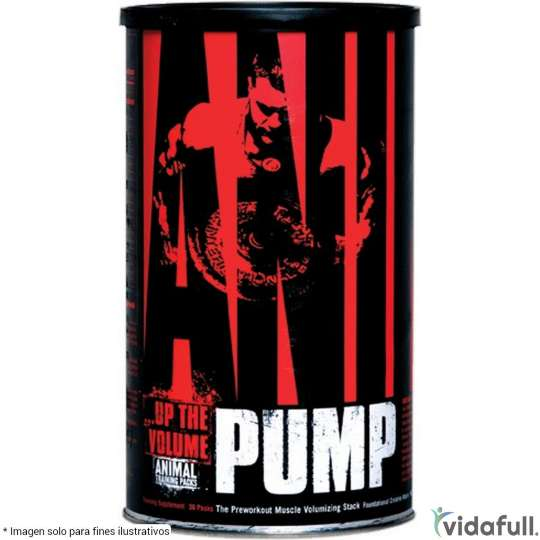 Animal Pump Universal Nutrition