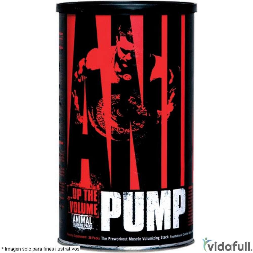 Animal Pump Universal Nutrition Pre-Entrenamiento de Universal Nutrition Bajar de Peso Bien
