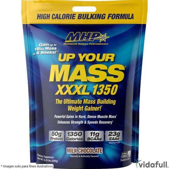Up Your Mass XXXL 1350 MHP