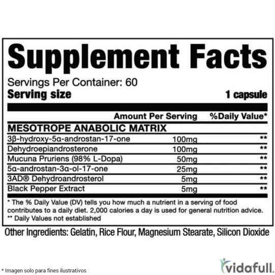 Mesotrope Dragon Pharma facts