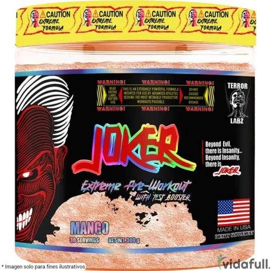 Joker Terror Labz