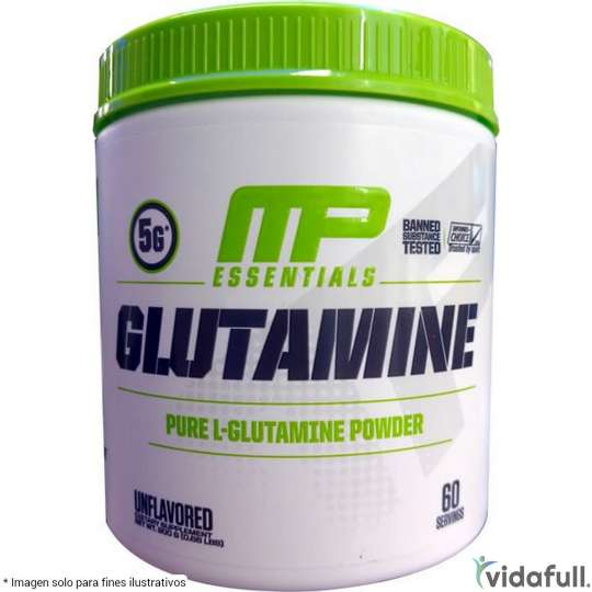 Glutamina Musclepharm