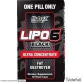 Lipo 6 Black Ultra Concentrate Nutrex