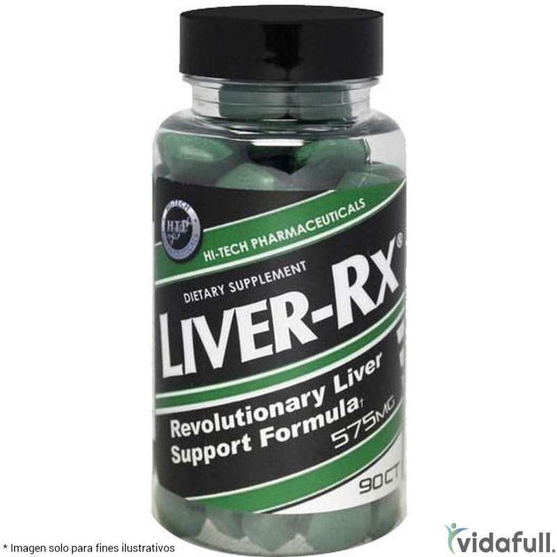 Liver Rx Hi-Tech