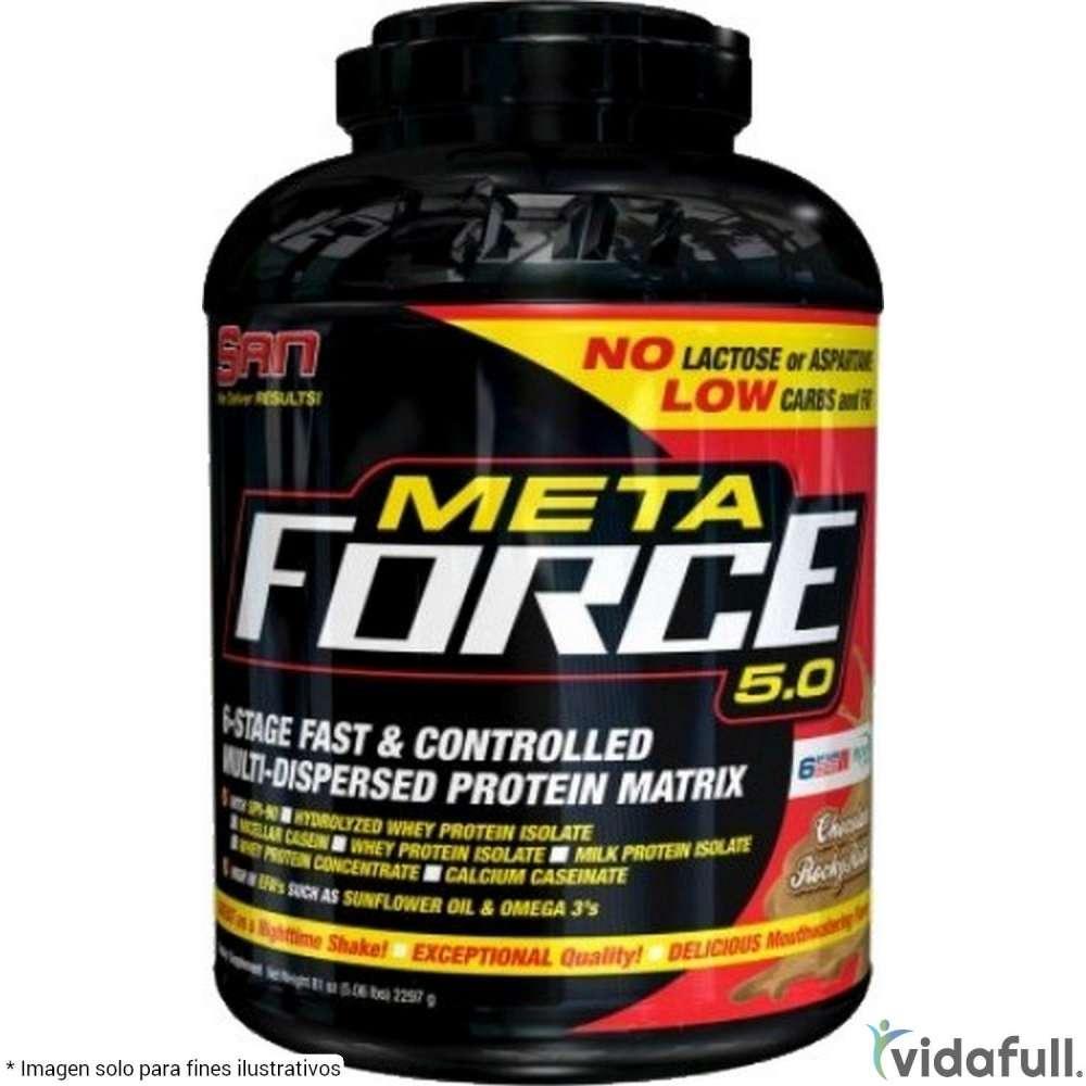 Metaforce SAN Nutrition Proteína de SAN Bajar de Peso Bien