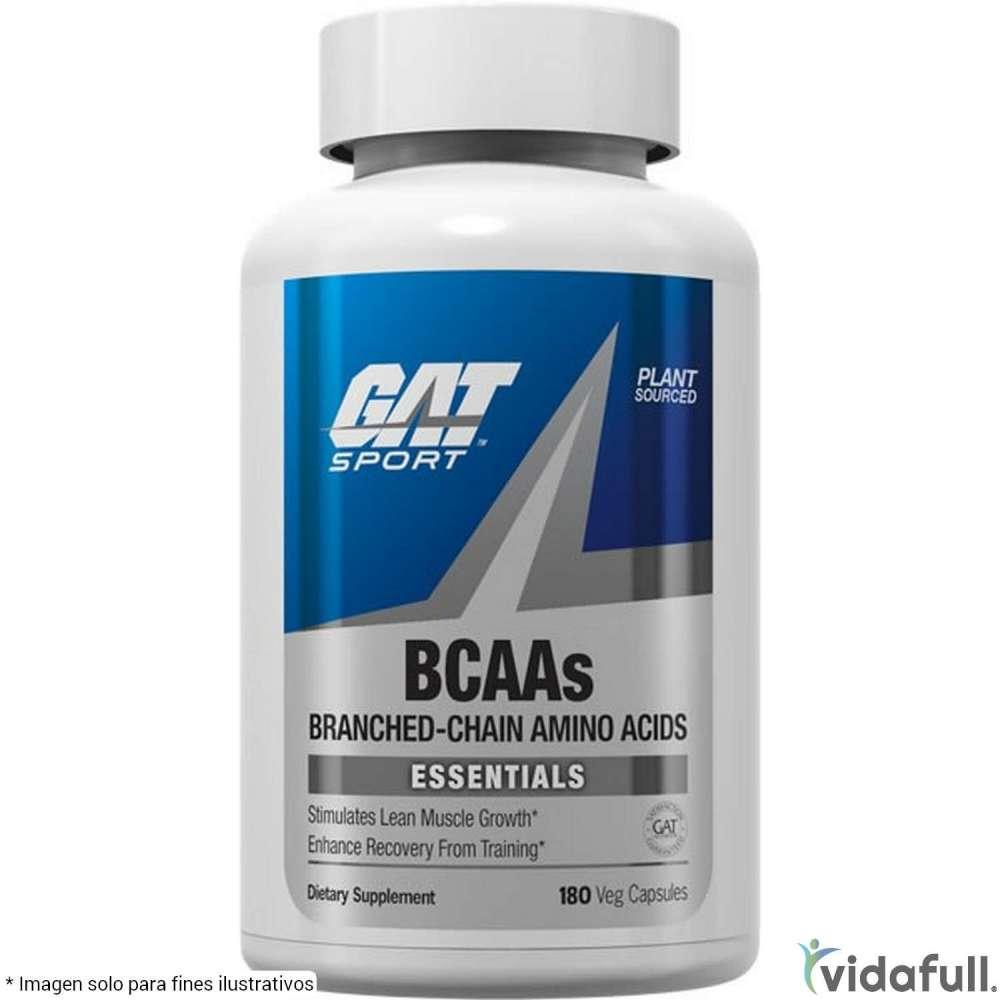 BCAA's GAT Aminoácidos de GAT Bajar de Peso Bien