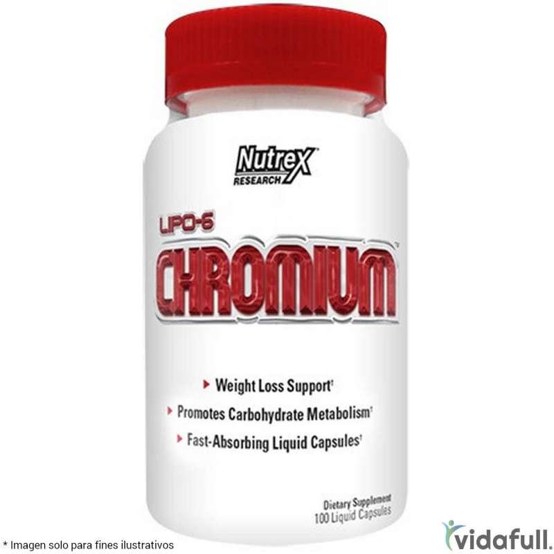 Lipo 6 Chromium Nutrex
