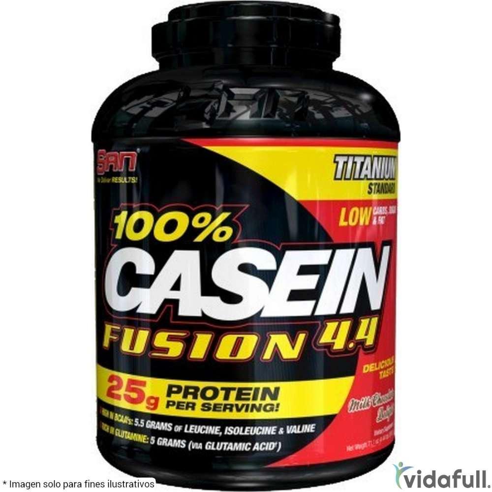 100% Casein Fusion SAN Proteína de SAN Bajar de Peso Bien