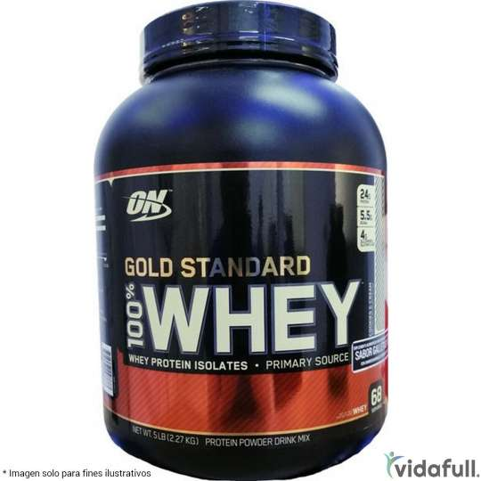Gold Standard 100% Whey ON