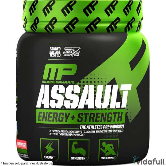 Assault MusclePharm