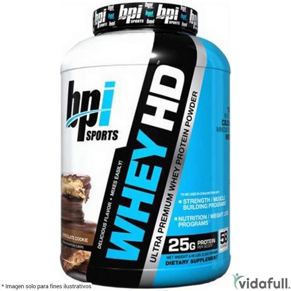 Whey HD BPI Proteína de BPI Sports Bajar de Peso Bien