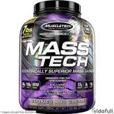 Mass Tech Muscletech Cookies & Cream facts