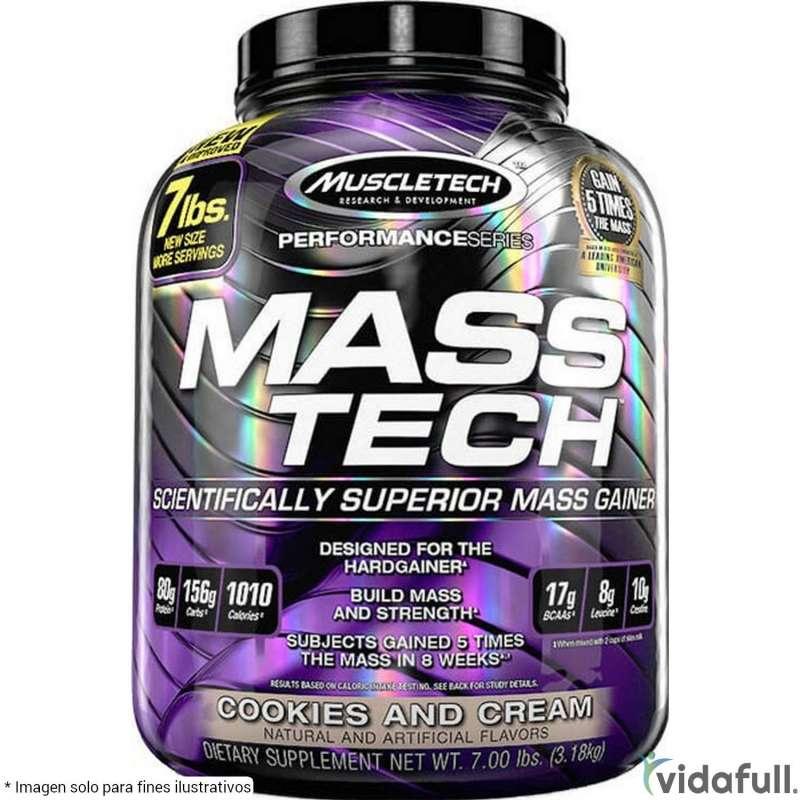 Mass Tech Muscletech Cookies & Cream