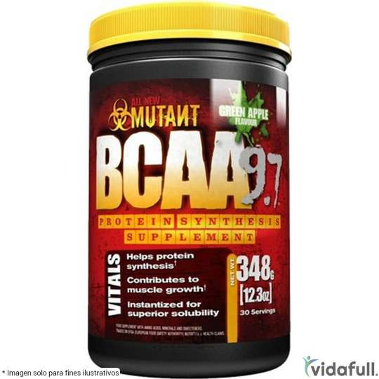 BCAA 9.7 Mutant