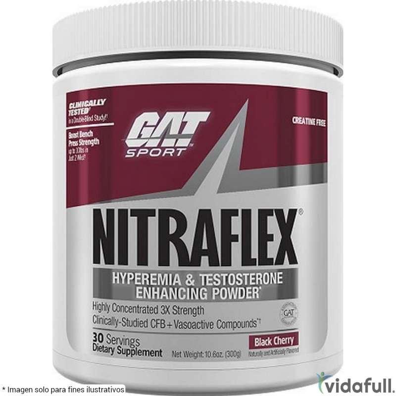 Nitraflex GAT Cereza Negra