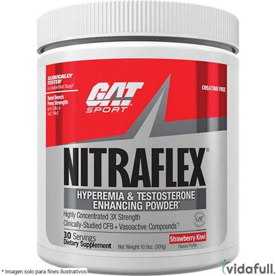 Nitraflex GAT Fresa Kiwi