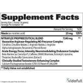 Nitraflex GAT facts