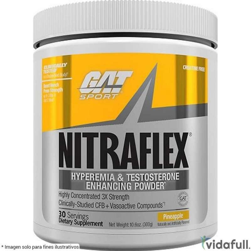 Nitraflex GAT Piña