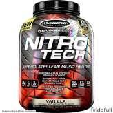 Nitro Tech Muscletech Vainilla