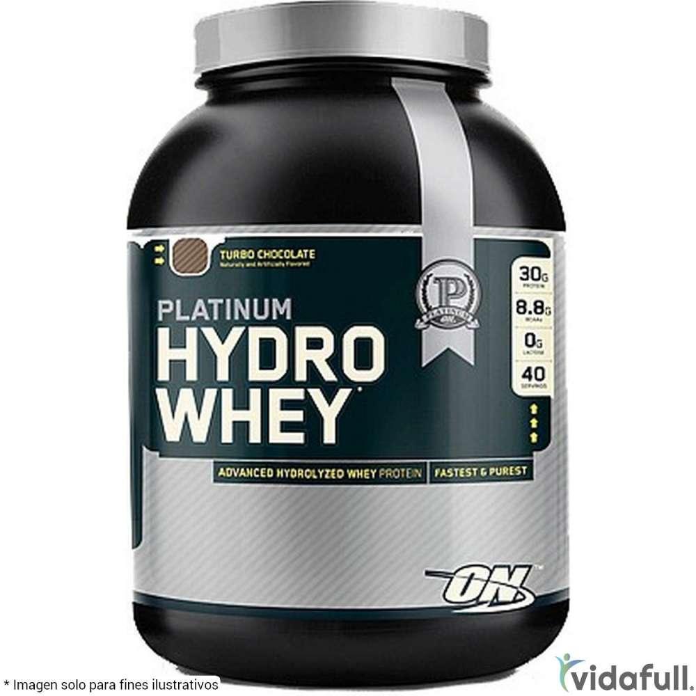 Platinum HydroWhey ON Proteína de ON Optimum Nutrition Bajar de Peso Bien