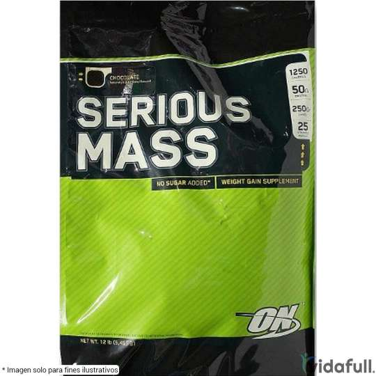 Serious Mass ON